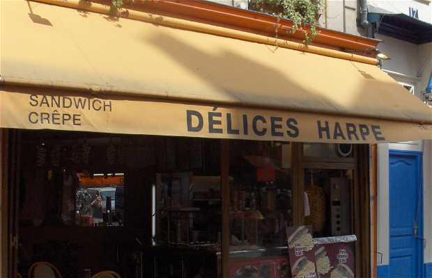 Délices Harpe