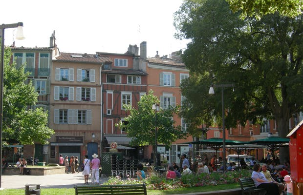 Plaza Saint-Georges