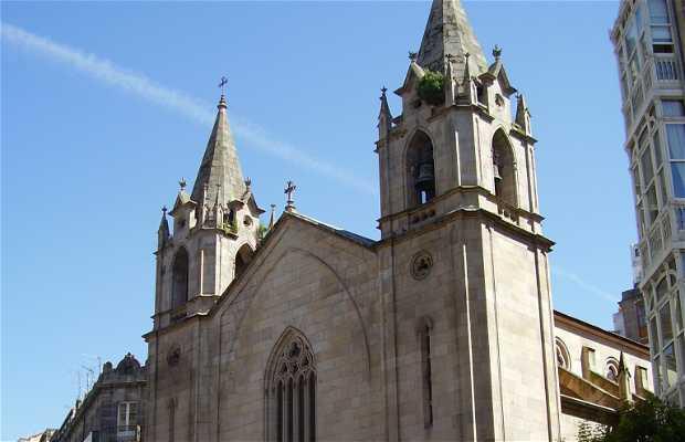 Iglesia de Santiago de Vigo
