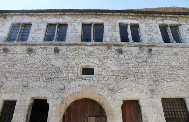 El Granero de los Diezmos-Grange aux Dîmes