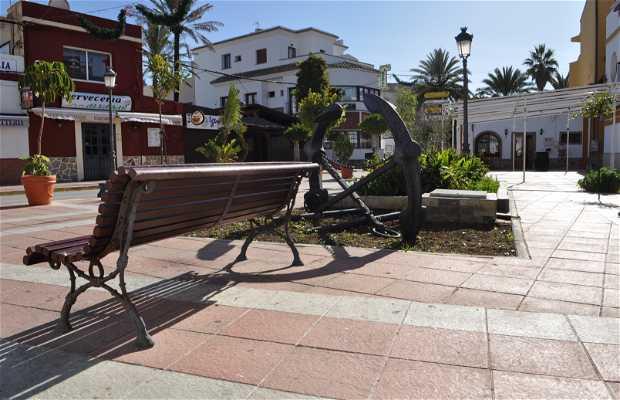Plaza de Tamarón