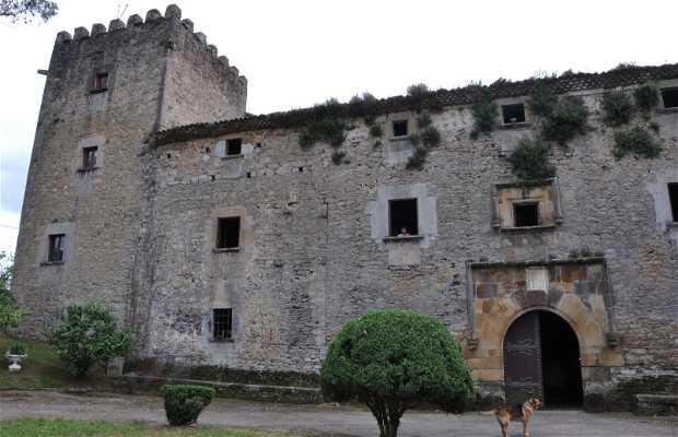 Santa Eulalia's palace