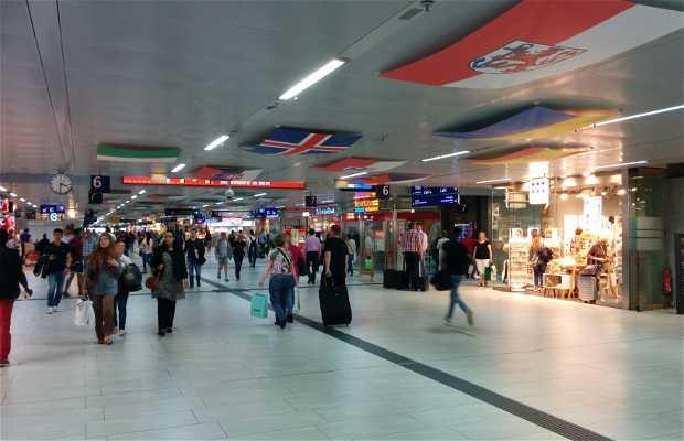 Estación Central de Dusseldorf