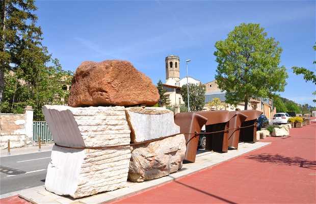 Monumento a los arrieros