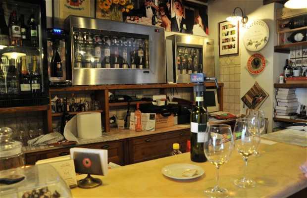 Enoteca le Volte a Castellina in Chianti