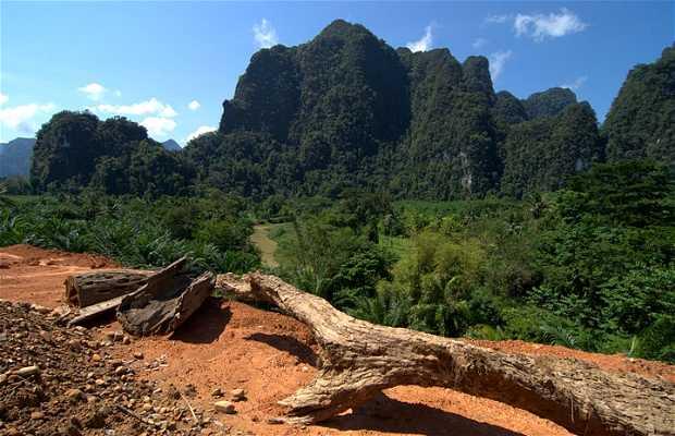Parque Nacional Khlong Phanom