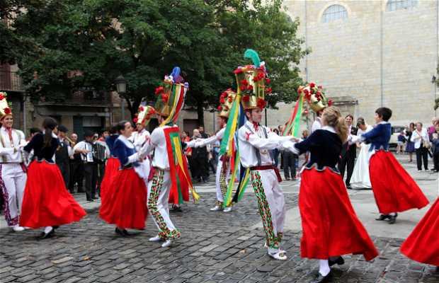 Mariage basque à Pampelune