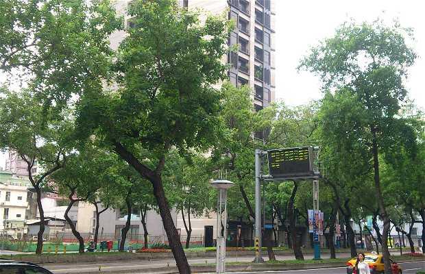 Zhōngshān North Rd