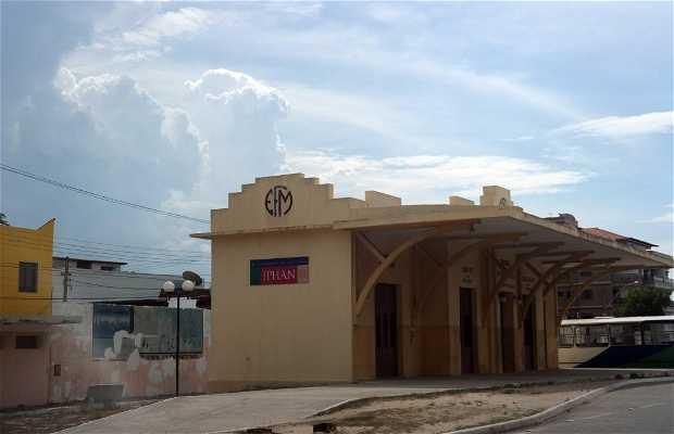 Estação Ferroviária de São Pedro da Aldeia