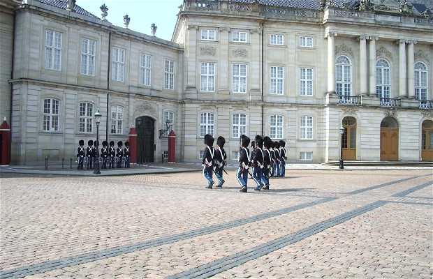 Palazzo di Amalienborg
