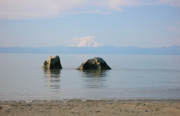 Playa de Clam Gulch