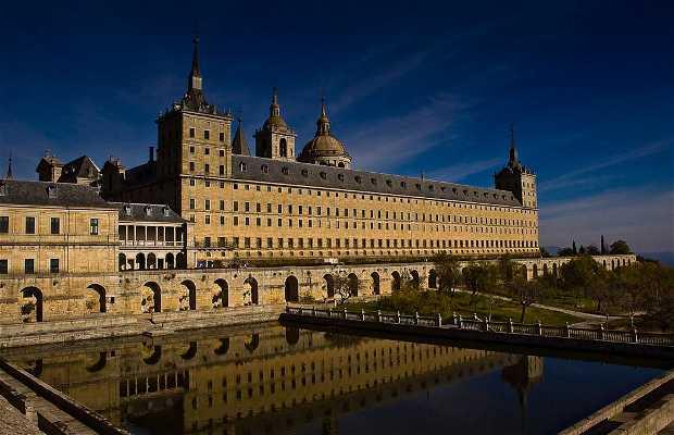 Monastère royal de San Lorenzo d\'El Escorial