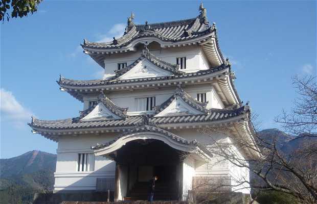 Castillo de Uwajima