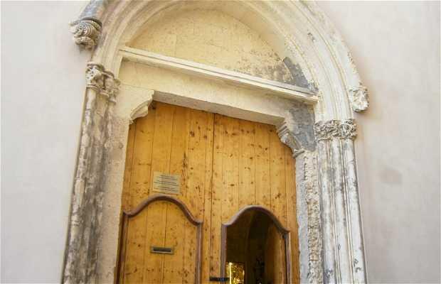 Chiesa Ortodossa Russa, parrocchia San Saba, Cagliari