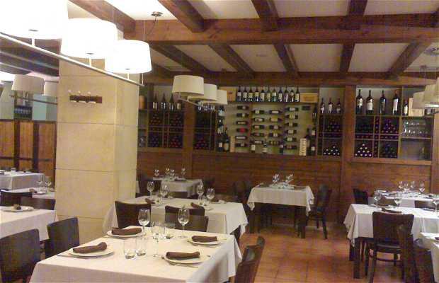 Restaurante Cenador Rua Nova