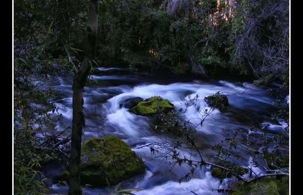Zona Lacustre Novena Region, Chile