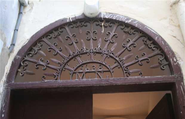 Sinagoga.