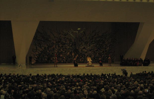 Audiencia semanal del Papa