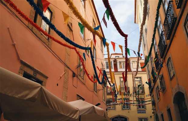 Le Barrio Alto
