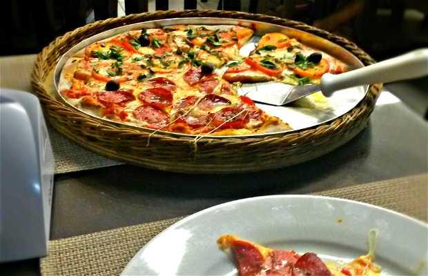 O Piano Eco Pizza