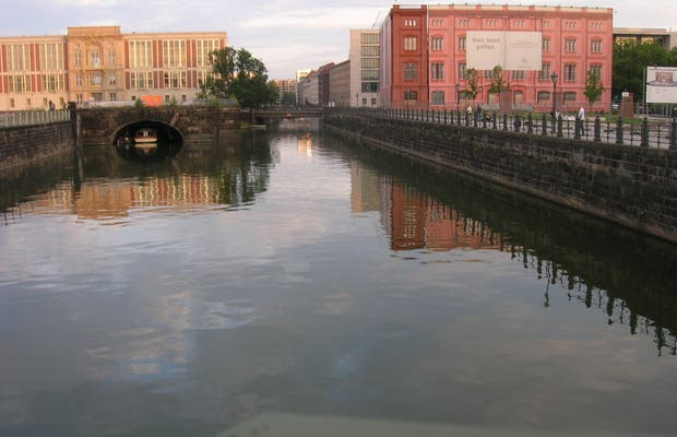 La rivière Spree