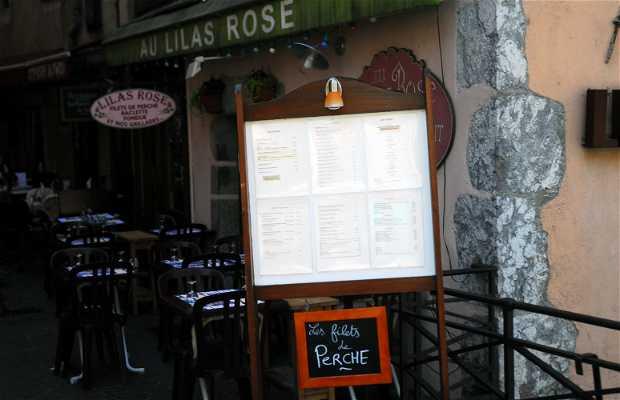 Le Lilas Rose