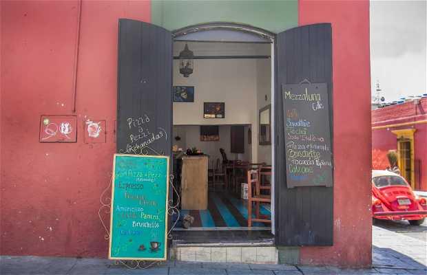 Cafetería Mezzaluna