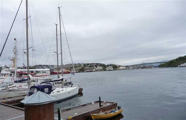 Puerto de Kristiansund