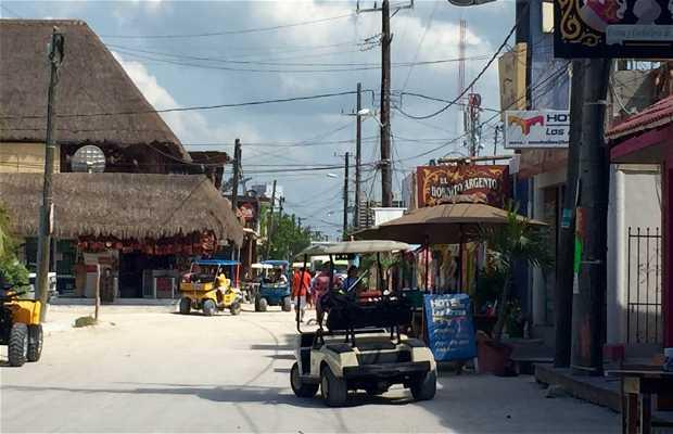 Calle Tiburón Ballena