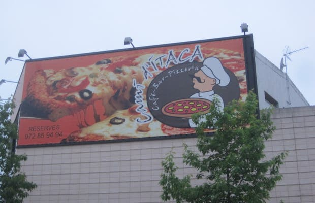 Pizzería Camí d'Itaca