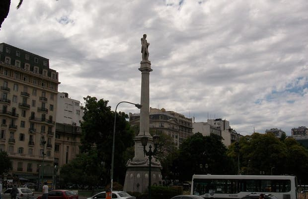 Monumento a Lavalle