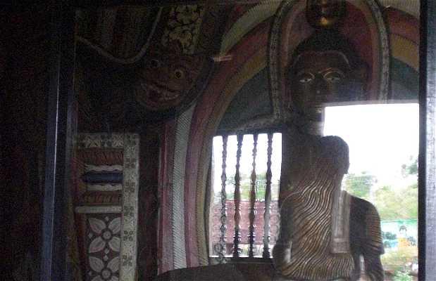 Templo de Isurumuni