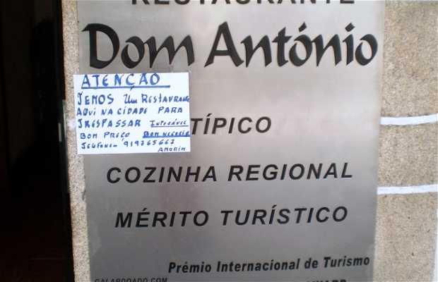 Restaurante Dom António