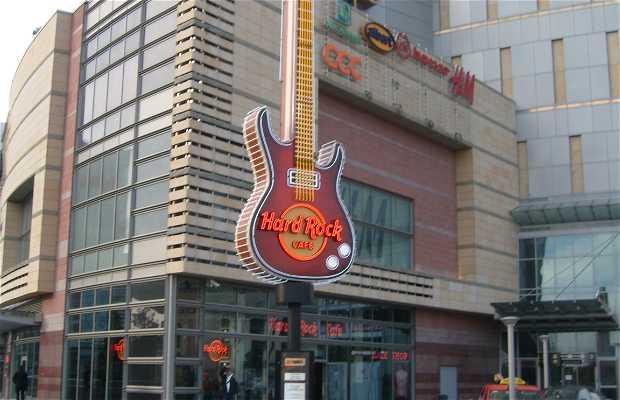 Hard Rock Cafe Varsovia