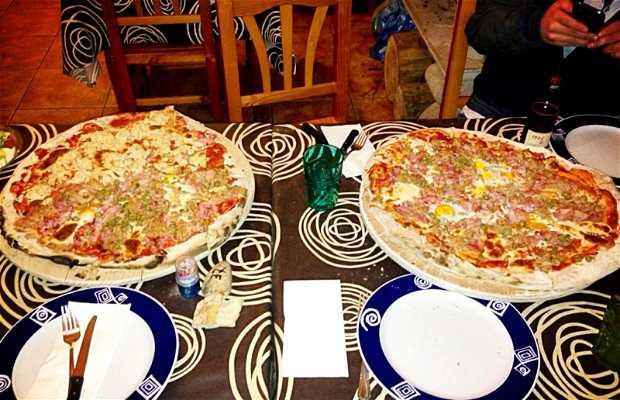 Pizzeria A Pedra