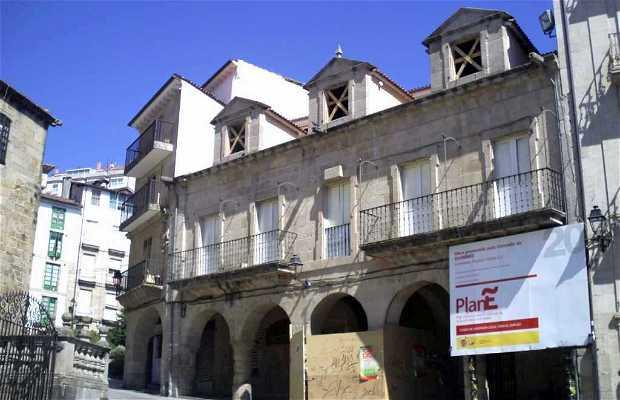 Praza do Trigo - Plaza del Trigo