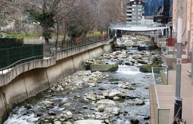 Río Madriu