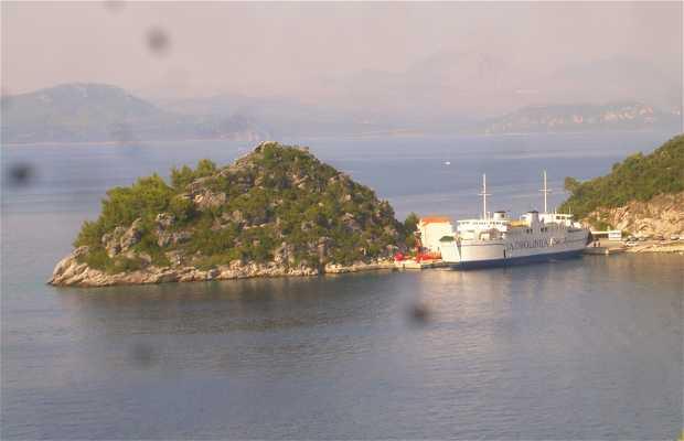 Ferry a Mljet