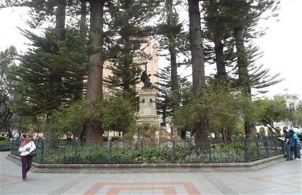 Parque Calderon