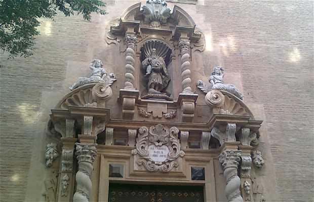 Eglise de San Juan de la Cruz