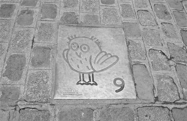 The Dijon Owl, Dijon, France