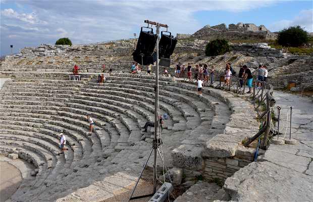 Antico Teatro di Segesta
