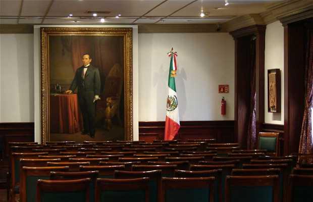 Recinto de Homenaje a Benito Juarez