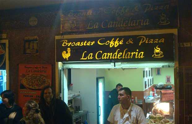Broaster Coffé and Pizza - La Candelaria
