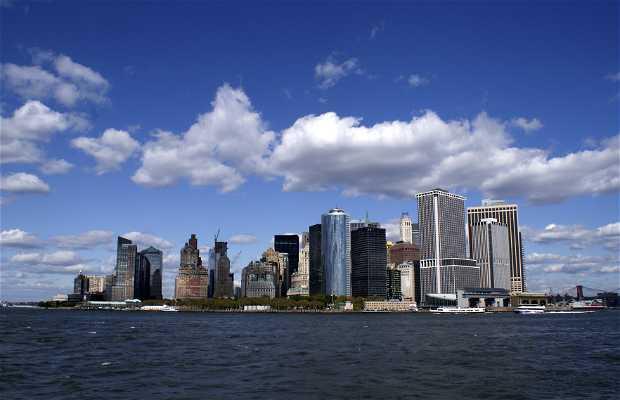 Horizonte de Nova Iorque
