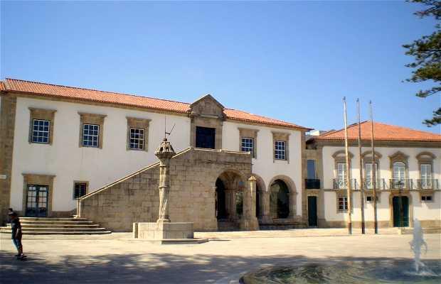 Edificio dos Paços do Concelho (Ayuntamiento)