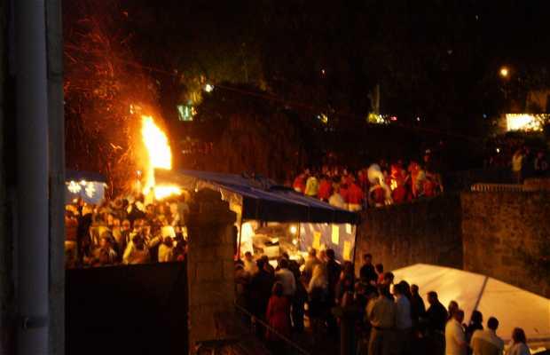 Festivity of the bridges
