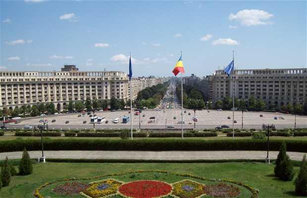 Palacio del Parlamento