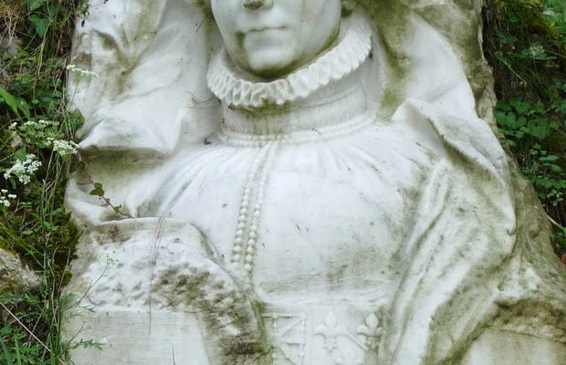Busto de Jeanne d'Albret