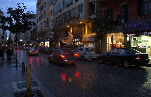 Quartiere di Hamra